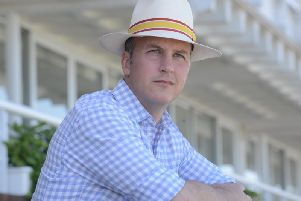 Racecourse manager Alex Eade / Picture by Kate Shemilt