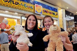 Build-a-Bear Workshop are bringing back the Pay Your Age Day for little ones