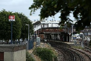 Fratton Station. Picture: Chris Moorhouse