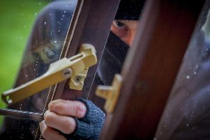 A number of homes in Cosham were targeted by burglars over the Bank Holiday weekend