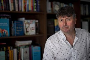Simon Armitage has been announced as the UK's new Poet Laureate. Picture: Victoria Jones/PA Wire