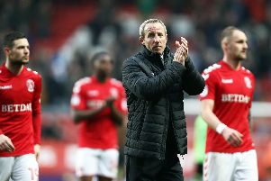 Charlton boss Lee Bowyer. Picture: Bryn Lennon/Getty Images