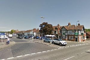 The Square, Wickham. Picture Google Maps.