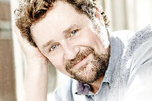 Michael Ball will be at the Portsmouth Guildhall on May 17.