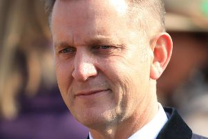 Jeremy Kyle is 'utterly devastated' at the cancellation of his TV show. Picture: Mike Egerton/PA Wire