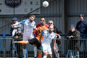 Ryan Woodford has joined Gosport Borough after his exit from the Hawks. Picture: Keith Woodland (270419-71)