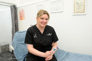 Niki Sulaiman, owner of Sero Aesthetics in Waterlooville. 'Picture: Sarah Standing (140519-9234)