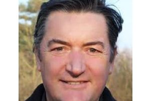 Brockhurst by-election candidate Simon Bellord