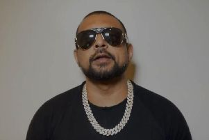 Sean Paul will be performing at South Central Festival