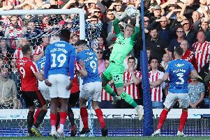 Pompey v Sunderland  - League One play-off semi-final, second leg