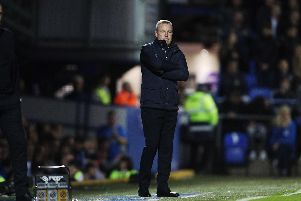Kenny Jackett reflected on the big moments which got away following play-off elimination to Sunderland. Picture: Joe Pepler