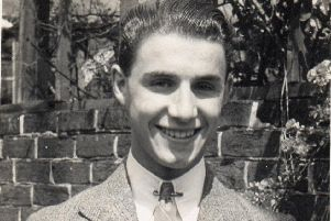 """Robert """"Bobby"""" Johns was only 14 when he signed up to join the army. He died just days before his 17th birthday in France."""