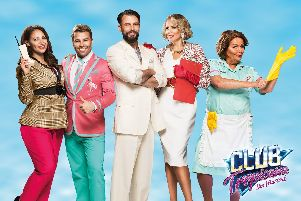Club Tropicana will be at the Mayflower Theatre, Southampton, in July. Picture: Darren Bell.