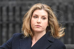 Defence secretary and Portsmouth North MP Penny Mordaunt. Picture: Victoria Jones/PA Wire