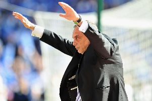 Avram Grant. Picture:  Clive Mason/Getty Images