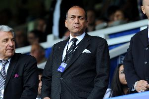 Balram Chainrai, a two-time Pompey owners, features in new film 'Our Club'. Picture: Ian Hargreaves