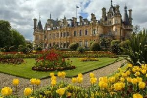 Library image of Waddesdon Manor