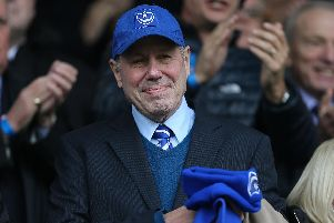 Pompey chairman Michael Eisner. Picture: Pete Norton/Getty Images