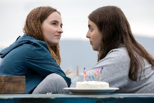 Kaitlyn Dever as Amy and Beanie Feldstein as Molly in Booksmart. Picture: PA Photo/Annapurna Pictures, LLC/Francois Duhamel.