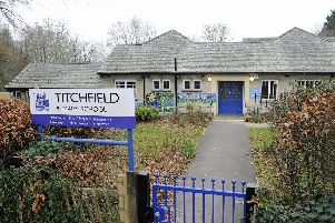 Titchfield Primary School.'Picture: Ian Hargreaves  (050119-9)
