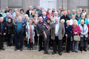 Richmount Rural Community Association received the Queen's Award for Voluntary Service