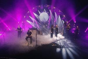 The cast of UK Pink Floyd Experience are coming to Skegness.