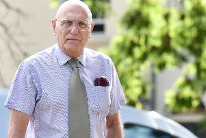 Bob Higgins will be sentenced today. Picture: Solent News & Photo Agency