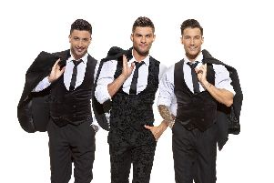Alja korjanec, Giovanni Pernice and Gorka Marquez will be at the Portsmouth Guildhall on June 13.