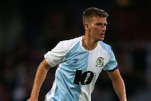 Pompey target Paul Downing was a regular in the Blackburn side which won League One promotion in 2017-18
