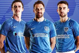 Pompey have enjoyed a successful link-up with Nike since sealing a three-year agreement last year.