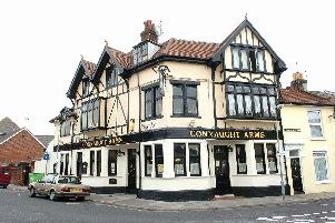 The Connaught Arms in Portsmouth