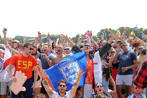 Pictures from the Isle of Wight Festival 2018. Picture: Paul Windsor