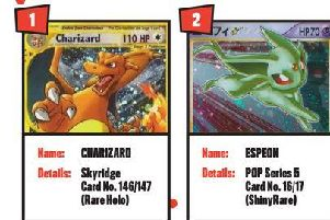 Could your Pokemon cards be worth a small fortune? Picture: Progressive Money