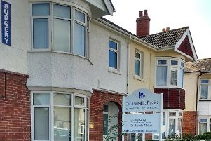 The Devonshire Practice in Devonshire Avenue, Southsea. Picture: Google