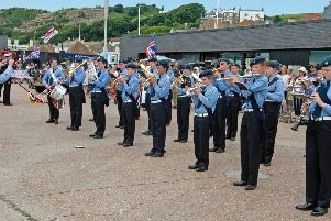 Armed Forces Day in Hastings 2019. Photo by Frank Copper SUS-190107-074523001