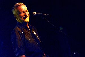 Billy Bragg on the second night of three at The Wedgewood Rooms, Southsea, on Saturday, July 6, 2019. Picture by Paul Windsor