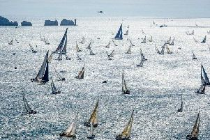 The Rolex Fastnet Race starts from Cowes on Saturday, August 3