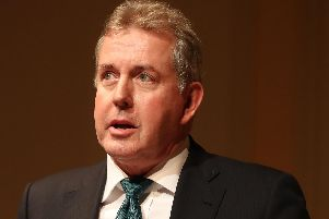 Sir Kim Darroch who has decided to resign as the UK ambassador to the US, the Foreign Office has said. Picture: Niall Carson/PA Wire