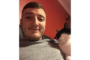 Jack Burgess, 22 from Waterlooville, died after an incident involving four vehicles on the A32. Picture: Hampshire Constabulary