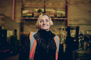 Claire Martin, FareShare's southern central development manager