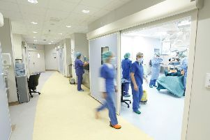 Stock image of a hospital. Picture: Shutterstock