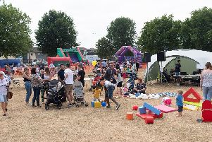 Gosport Family Fun Day is set to return this year to Walpole Park. Picture: Keith Woodland