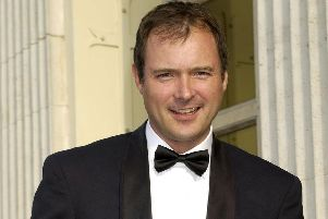John Leslie has been charged with sexually assaulting a woman. Picture: William Conran/ PA Wire