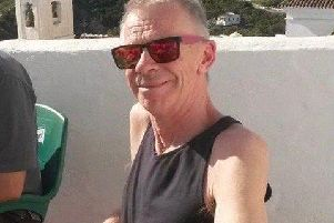 David Cann, who has gone missing in Turkey.