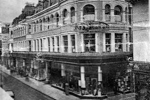 The original Knight and Lee store opened in 1887 on the corner of Palmerston Road and Stanley Lane by Jesse Knight and Herbert Soden Lee.