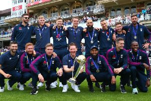 England's World Cup winners