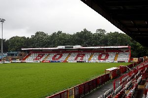 Broadhall Way. Picture: Adrian Dennis/AFP/Getty Images)