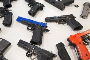 There will be a firearm surrender in Portsmouth and Waterlooville over the coming weeks