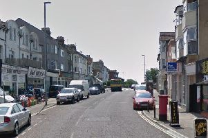 London Road in Bexhill. Picture: Google Street View