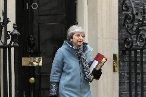 The new prime minister who will replace Theresa May will be announced this week. (Photo by Dan Kitwood/Getty Images)